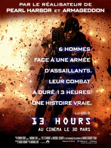 13 Hours FRENCH BluRay 1080p 2016