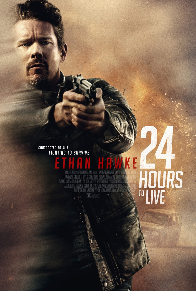 24H Limit (24 Hours To Live) FRENCH BluRay 1080p 2017