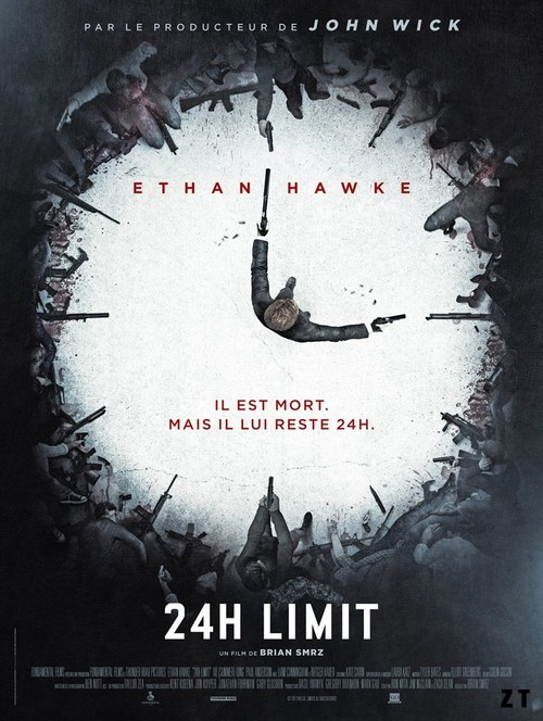 24H Limit (24 Hours To Live) TRUEFRENCH DVDRIP 2017