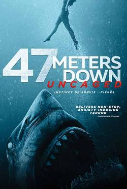 47 Meters Down: Uncaged FRENCH DVDRIP 2019