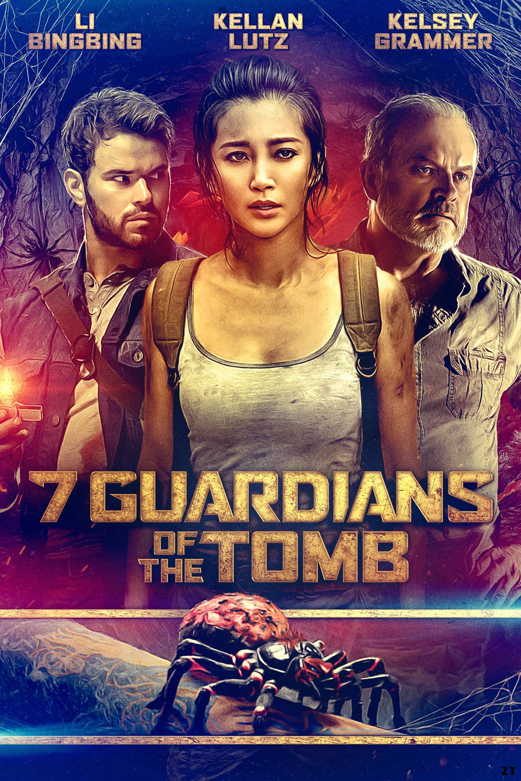 7 Guardians Of The Tomb FRENCH WEBRIP 1080p 2018