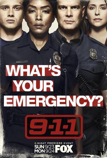 9-1-1 S02E01-13 FRENCH HDTV