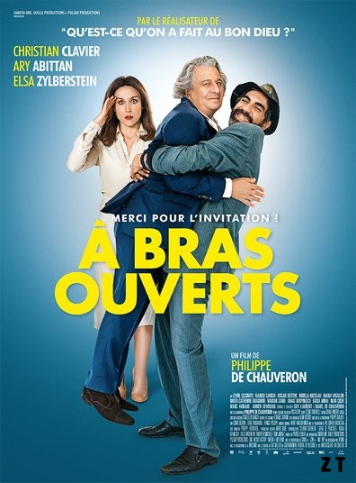 À bras ouverts FRENCH BluRay 1080p 2017