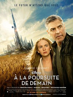 À la poursuite de demain (Tomorrowland) FRENCH DVDRIP x264 2015