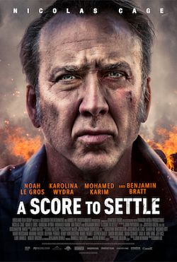 A Score to Settle TRUEFRENCH DVDRIP 2019
