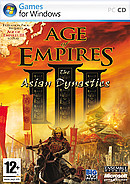 Age Of Empires III The Asian Dynasties (PC)