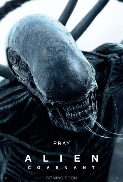 Alien: Covenant FRENCH DVDRIP x264 2017