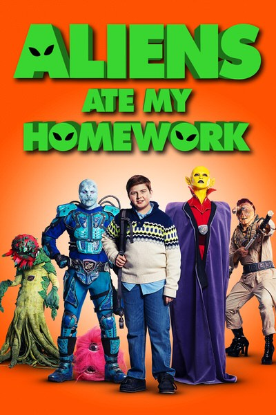 Aliens Ate My Homework FRENCH WEBRIP 2018