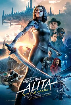 Alita : Battle Angel TRUEFRENCH WEBRIP MD 2019