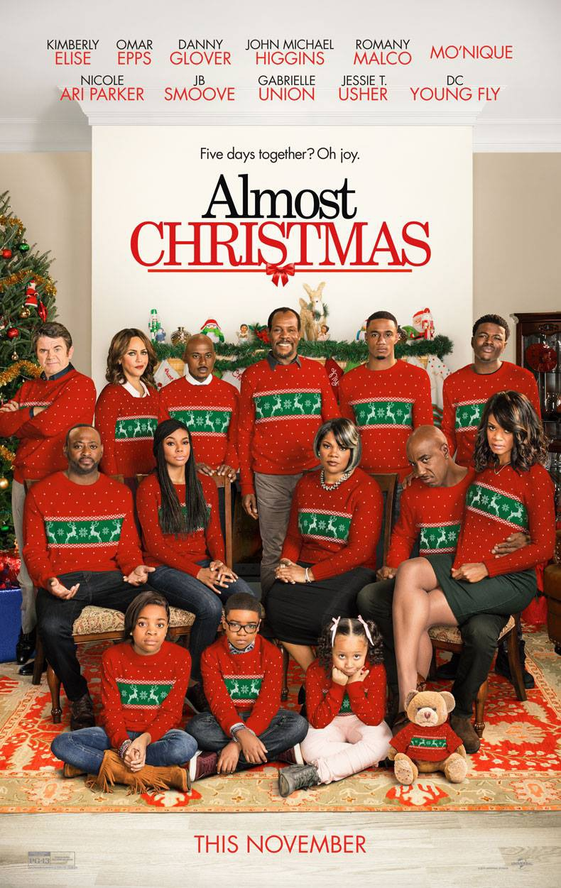 Almost Christmas FRENCH DVDRIP x264 2017