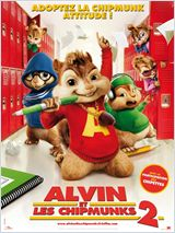 Alvin et les Chipmunks 2 DVDRIP FRENCH 2009