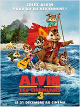 Alvin et les Chipmunks 3 (Chip-Wrecked) FRENCH DVDRIP 2011