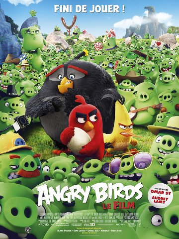 Angry Birds - Le Film FRENCH DVDRIP x264 2016