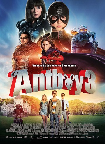 Antboy 3 : Le combat final FRENCH WEBRIP 2016