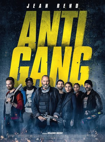 Antigang FRENCH DVDRIP 2015