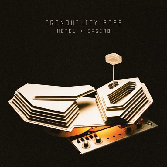 Arctic Monkeys - Tranquility Base Hotel & Casino 2018