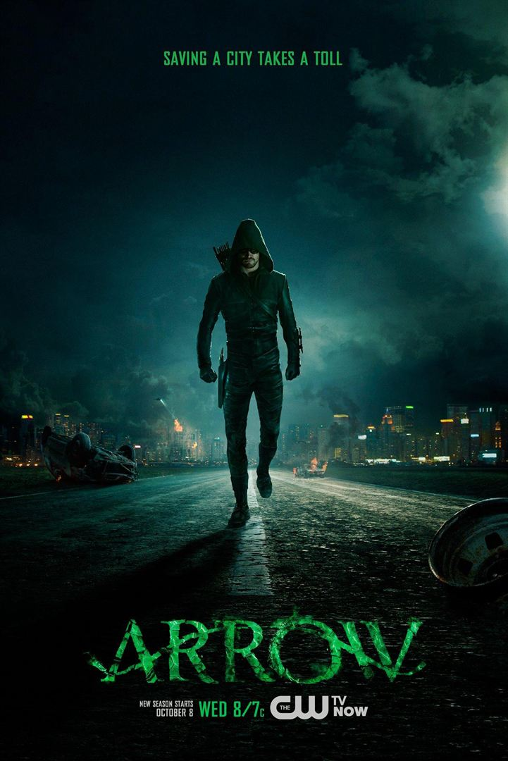 Arrow Saison 3 VOSTFR HDTV