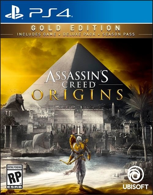 Assassins Creed Origins Deluxe (PS4)