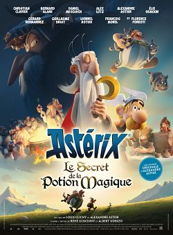 Astérix - Le Secret de la Potion Magique FRENCH DVDRIP 2019