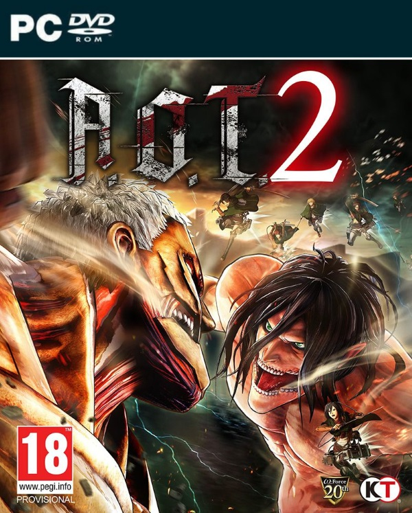 Attack on Titan 2 (PC)