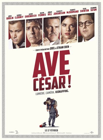 Ave, César! FRENCH BluRay 720p 2016
