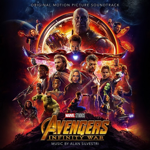 Avengers 3: Infinity War (BO) Soundtrack 2018