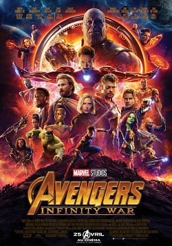 Avengers 3 : Infinity War FRENCH DVDRIP 2018