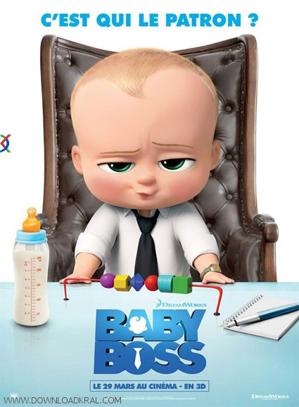 Baby Boss FRENCH DVDRIP 2017