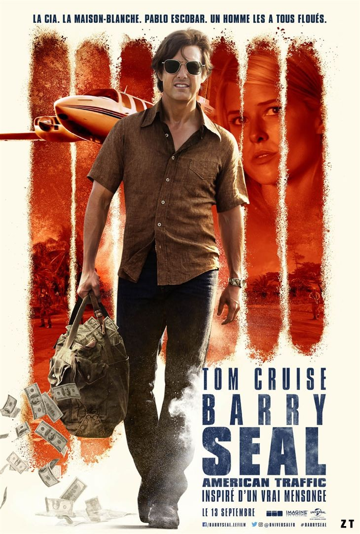 Barry Seal : American Traffic FRENCH BluRay 1080p 2017