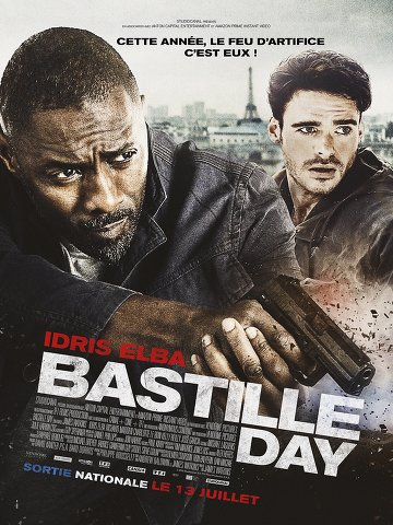 Bastille Day FRENCH DVDRIP 2016