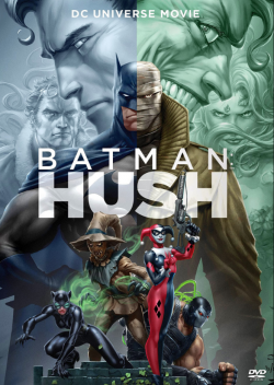 Batman: Hush FRENCH DVDRIP 2019
