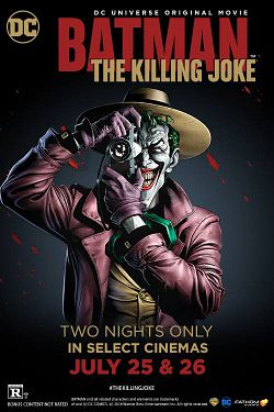Batman: The Killing Joke FRENCH DVDRIP 2016