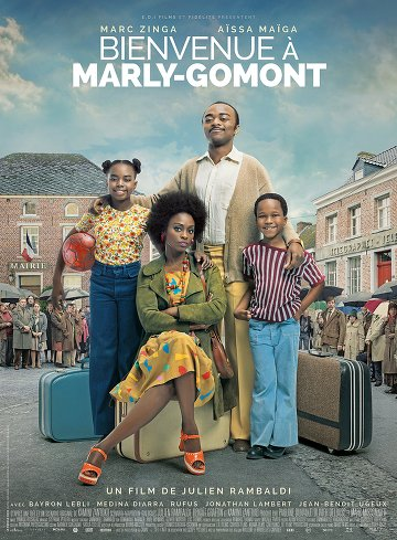 Bienvenue à Marly-Gomont FRENCH DVDRIP 2016