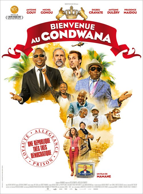 Bienvenue au Gondwana FRENCH DVDRIP 2017