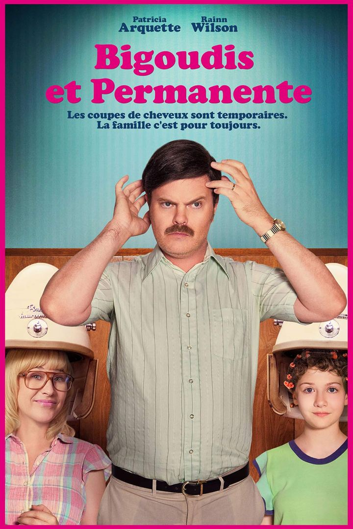 Bigoudis et permanente FRENCH BluRay 1080p 2018