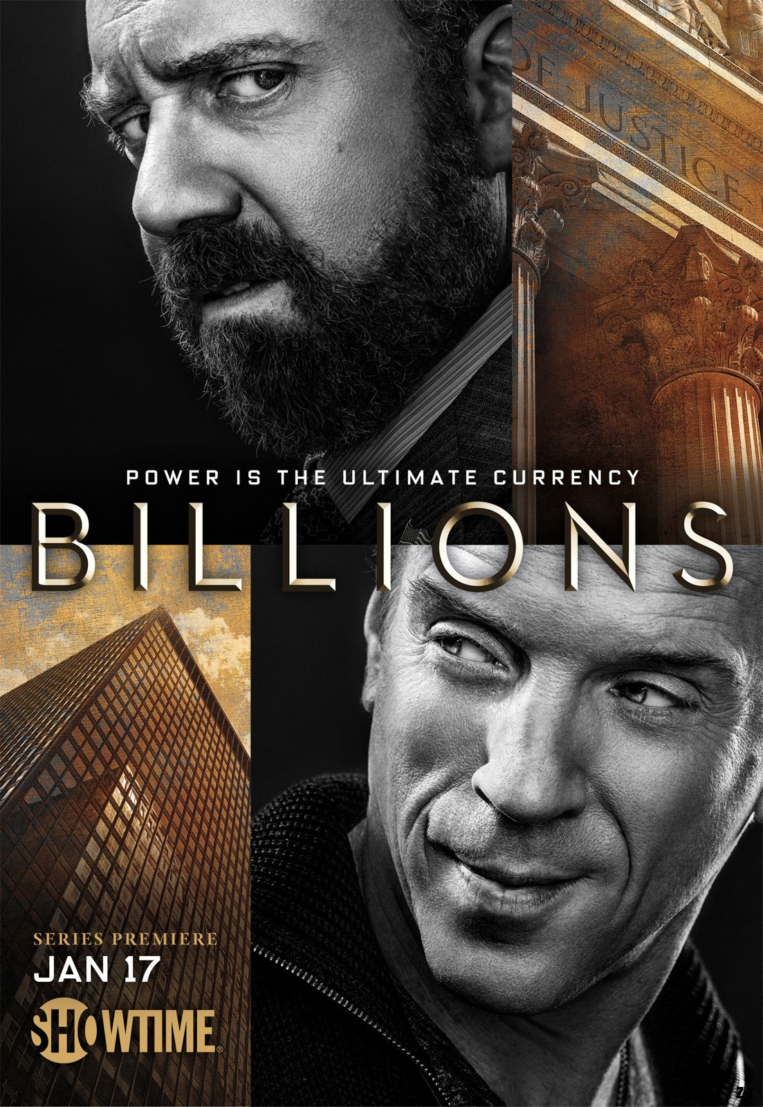 Billions Saison 1 FRENCH HDTV