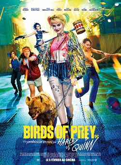 Birds of Prey FRENCH WEBRIP 1080p 2020