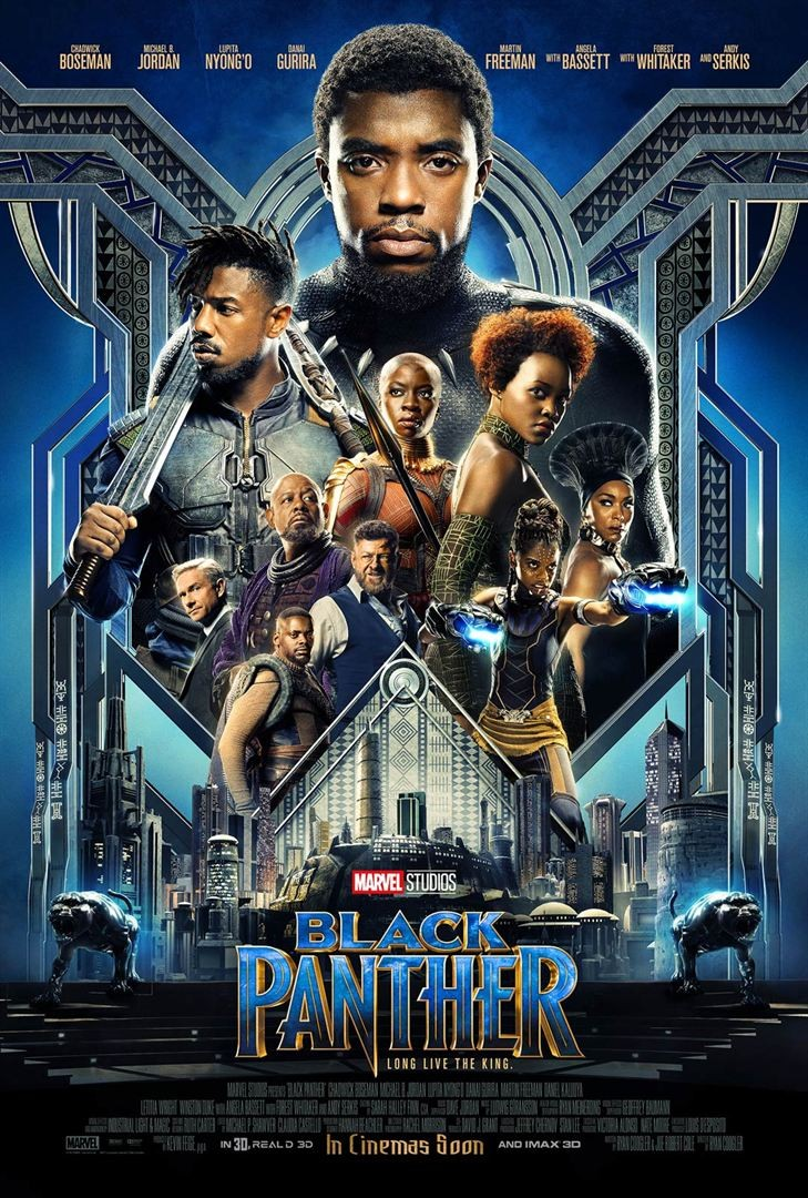 Black Panther FRENCH DVDRIP x264 2018