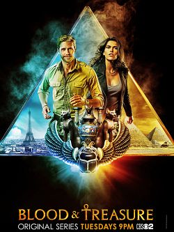 Blood and Treasure S01E06 FRENCH HDTV