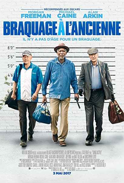 Braquage à l'ancienne FRENCH BluRay 1080p 2017