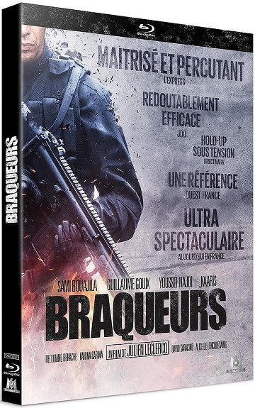 Braqueurs FRENCH BluRay 1080p 2016
