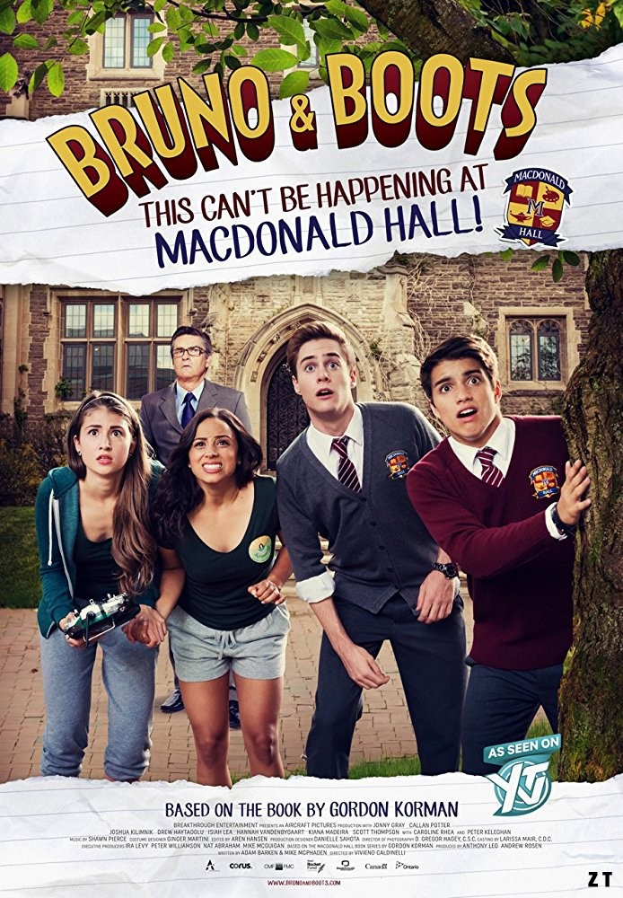 Bruno & Boots: This Can't Be Happening at Macdonald Hall FRENCH WEBRIP 2017
