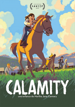 Calamity, une enfance de Martha Jane Cannary FRENCH DVDRIP 2021