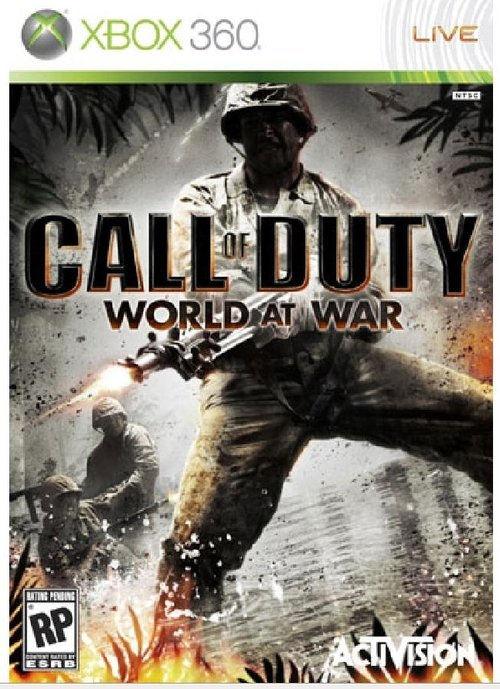 Call of Duty World at War (XBOX360)
