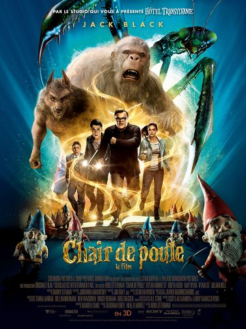 Chair de Poule - Le film FRENCH DVDRIP AC3 2016