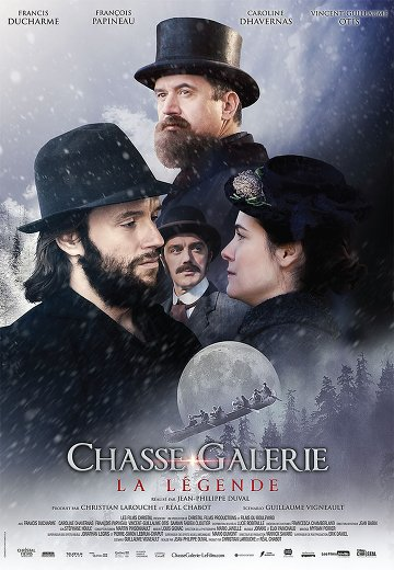 Chasse-Galerie : La légende FRENCH DVDRIP 2016