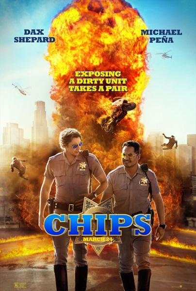 Chips FRENCH BluRay 720p 2017