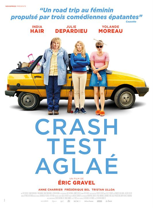 Crash Test Aglaé FRENCH BluRay 1080p 2018