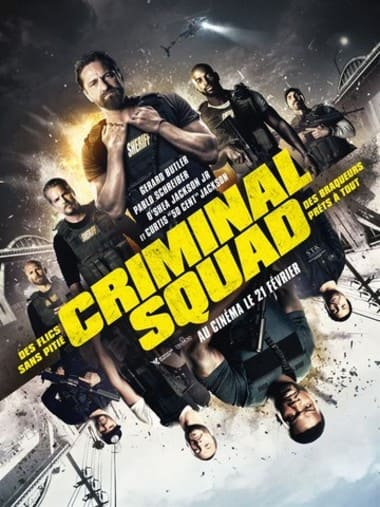 Criminal Squad FRENCH DVDRIP 2018