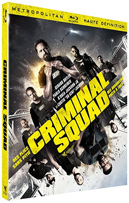 Criminal Squad TRUEFRENCH HDlight 1080p 2018